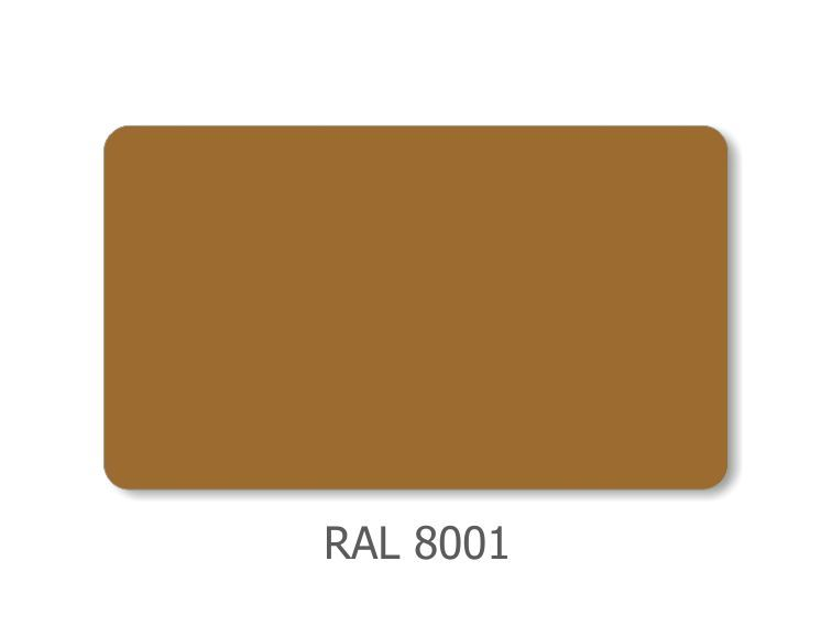 RAL_8001
